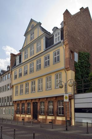 Goethe House, Frankfurt