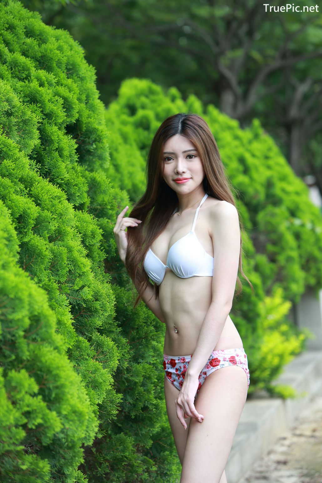 Image-Taiwanese-Model-承容-Lovely-And-Beautiful-Bikini-Baby-TruePic.net- Picture-3