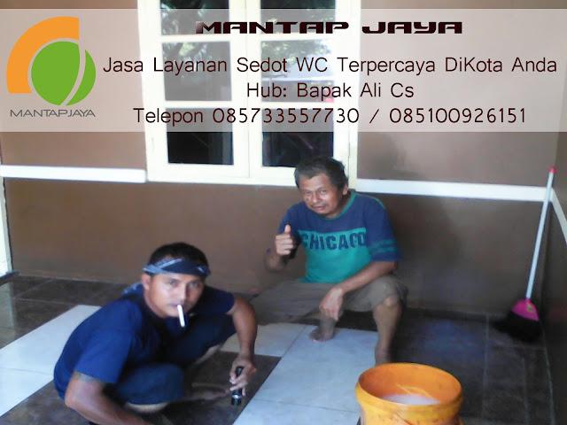 Jasa Tinja Area Pacar Kembang Surabaya