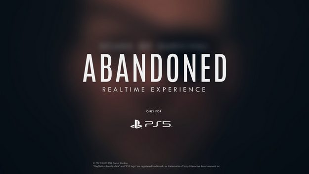 mysterious horror game Abandoned turned into a comedy