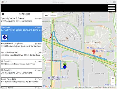 Qt And Google Maps