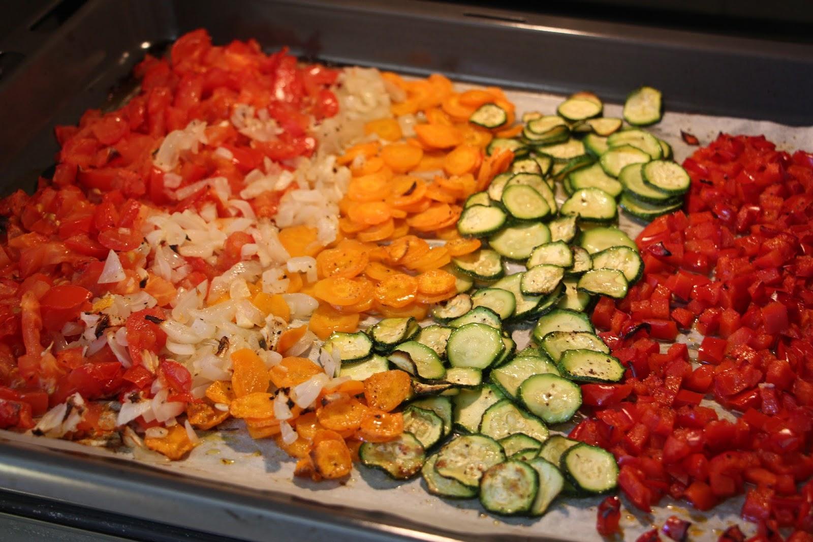 Millet aux l gumes grill s recette v g tale et sans gluten la f e st phanie - Recette legumes grilles au four ...