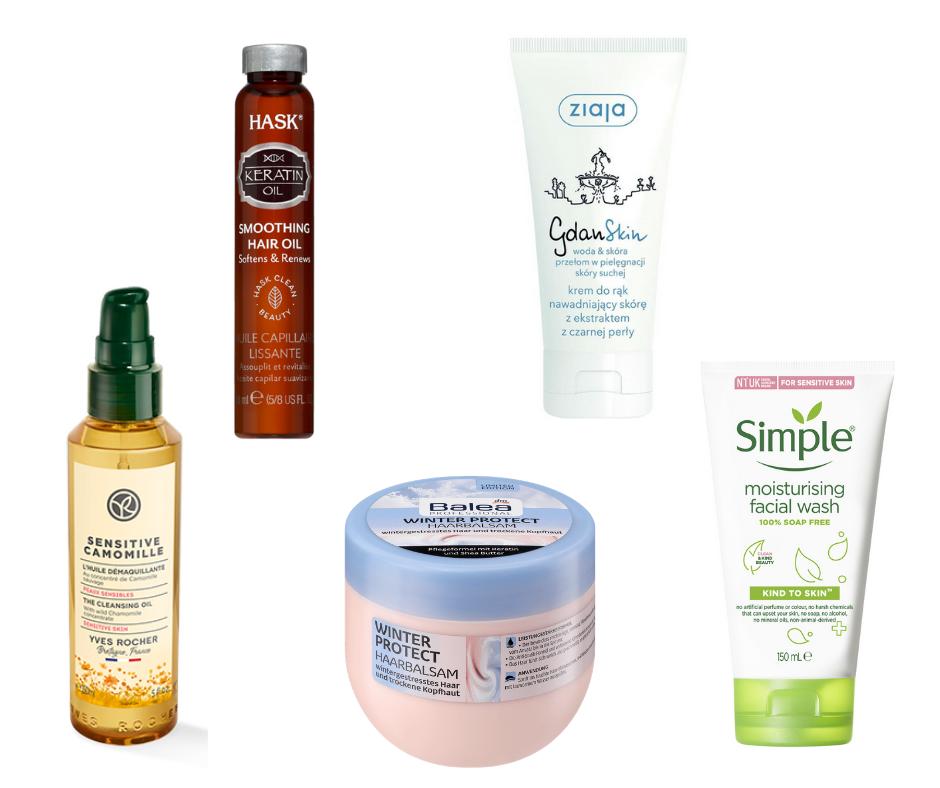 10 neophodnih proizvoda za zimsku njegu tijela, kože i kose