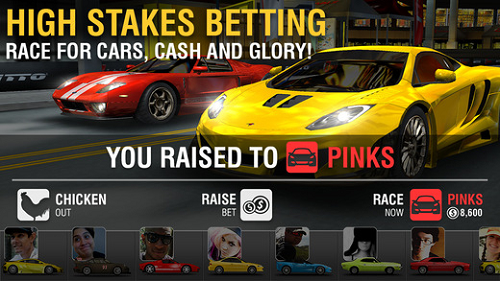 Racing Rivals Game Review