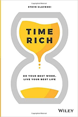 Time Rich Book - Steve Glaveski