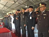 Kasdim 0735/Surakarta Bersama Forkopimda Ikuti Upacara Hari Lahir Pancasila