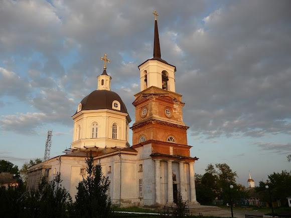 Херсон. Свято-Успенский собор. 1798 г.