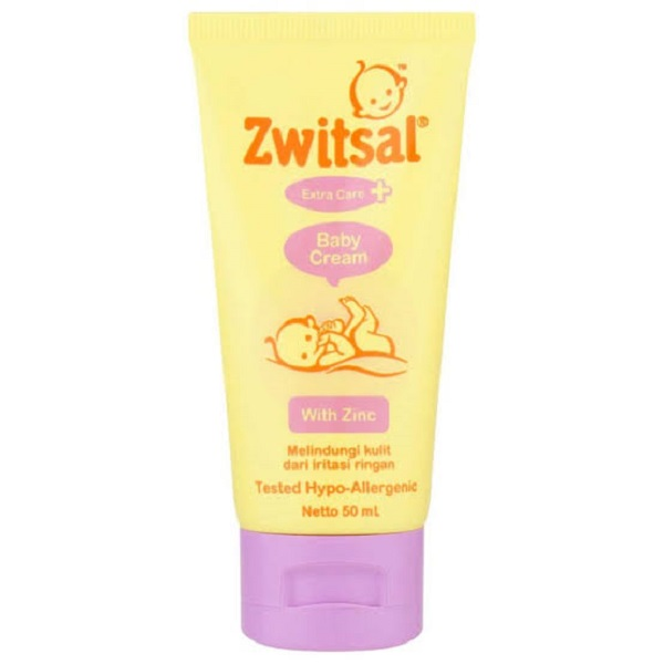Zwitsal Extra Care Baby Cream with Zync