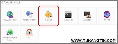 Tukangtik.com -- Script Cron Job Website di Google Script + Tutorial