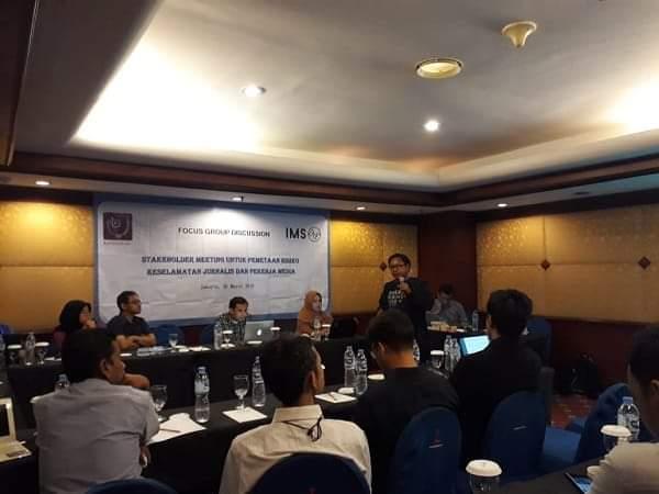 Dewan Pers Dukung Kolaborasi Penanganan Kasus Kekerasan Jurnalis