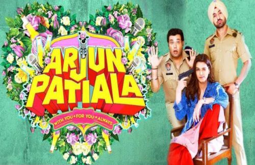 arjun-patiala-first-week-box-office-income