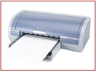 HP Deskjet 5150 Color Inkjet Printer, Free Drivers Download