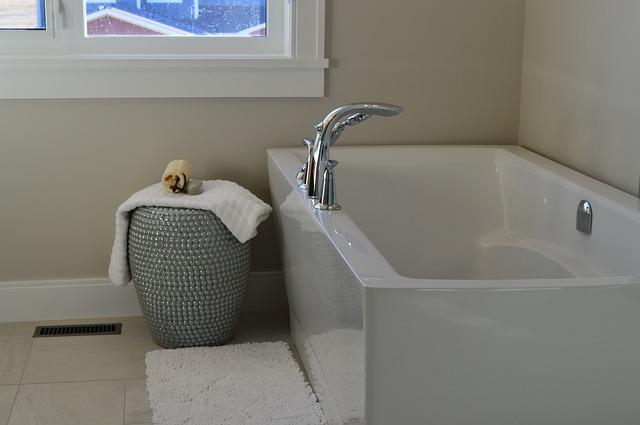 5 Pomysłów Na Ciekawą Aranżację łazienki Biało Czarne