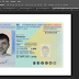 NETHERLAND(DUTCH) ID CARD TEMPLATE PSD