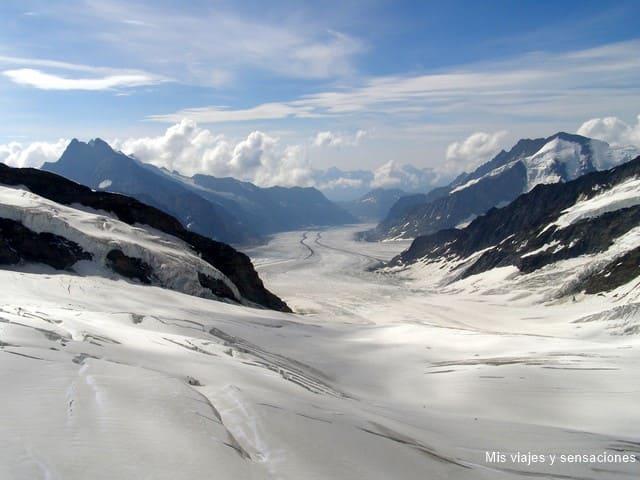 Jungfrau, suiza