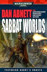 Libro Sabbat Words de Dan Abnett