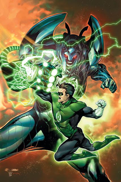 green lantern krona gauntlet