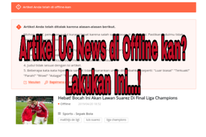 Artikel Uc News di Offline kan? Ini Solusinya
