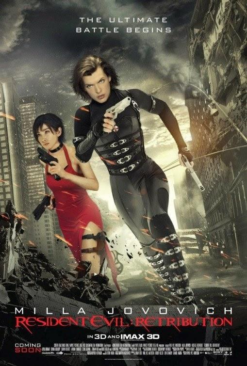 Resident Evil Retribution ผีชีวะ 5 สงครามไวรัสล้างนรก [HD][พากย์ไทย]