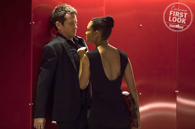 Westworld Season 2 Thandie Newton and Simon Quarterman Image 3