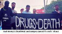 सानो पाइलाको लागू औषधविरुद्ध अभियान शुरू