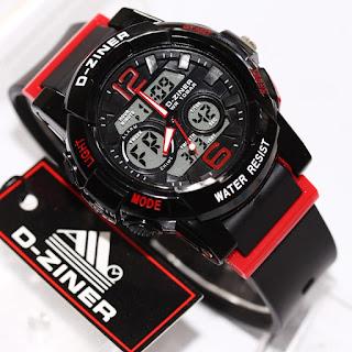 D ziner warna merah hitam