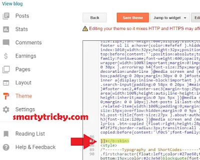 disable-copy-paste-in-blogger-to-protect-blog-posts