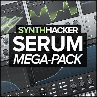 SynthHacker Serum Mega Pack