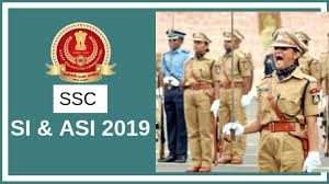 Staff Selection Commission SSC Recruitment for SI ASI 2019 Notification Released at ssc.nic.in /2019/09/Staff-Selection-Commission-SSC-Recruitment-for-SI-ASI-2019-Notification-Released-at-ssc.nic.in.html