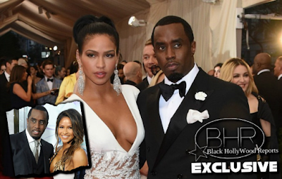 Rap Mogul Diddy And Cassie Reportedly Breaks Up After An Incident Involving The Police !!