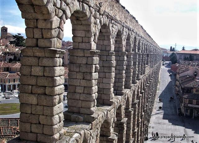 visitas básicas para hacer en Segovia