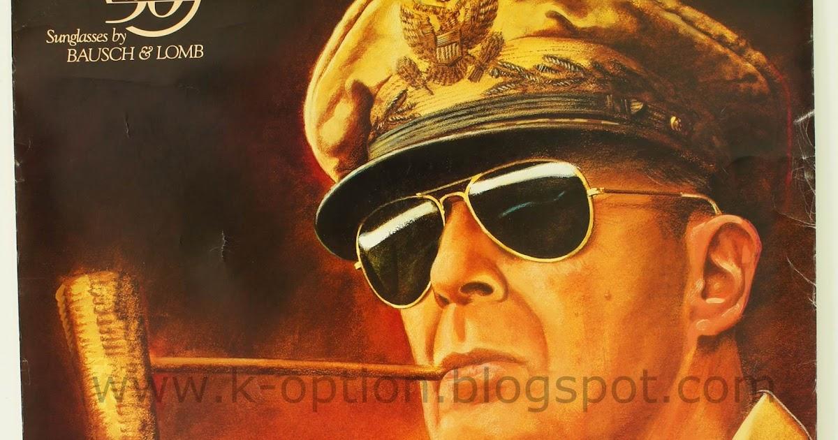 9ef6537d38 K-Option Online Shop  Vintage Poster 50th Anniversary Bausch   Lomb General  USA  SOLD