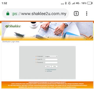 Cara Daftar Ahli Shaklee Percuma