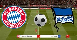 موعد مباراة بايرن ميونخ وهيرتا برلين اليوم والقنوات الناقلة 28-08-2021 الدوري الالماني