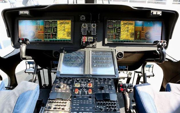 TAI T625 Cockpit