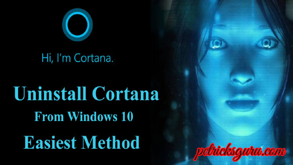 How to uninstall Cortana from Windows 10 May 2020 Update (v2004)