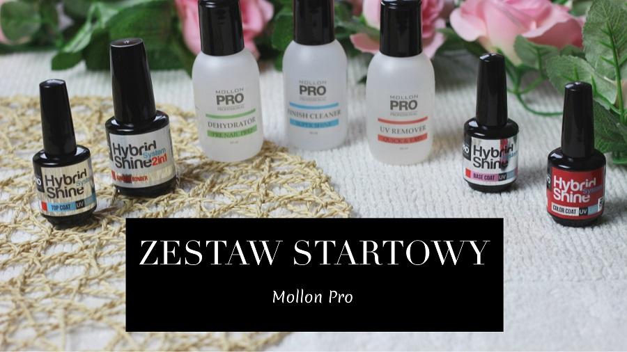 ZESTAW STARTOWY HYBRID SHINE SYSTEM | MOLLON PRO