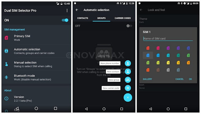 Dual SIM Selector Pro apk free download