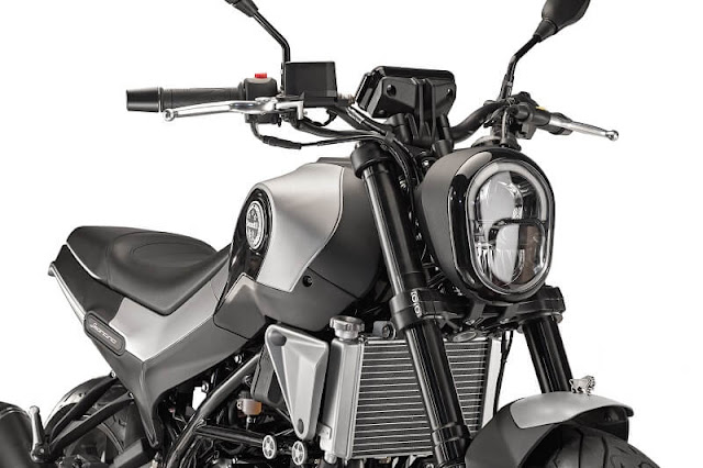 BENELLI LEONCINO 500 LAUNCHED IN INDIA | TODAY | RS 4.5 LAKH