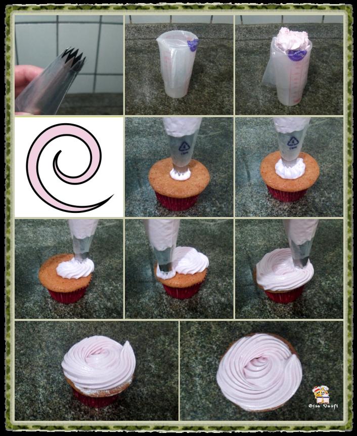 Cupcake de guaraná e doce de leite 13