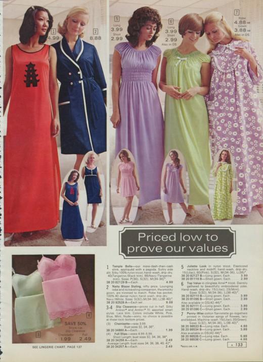 A Moda Feminina Em 1972 Design Innova