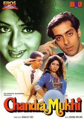 Chandra Mukhi 1993 Hindi 720p DVDRip 1.2GB ESub