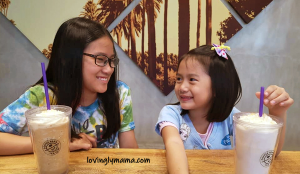 quality time with each child - Bacolod mommy blogger - parenting - motherhood - Jollibee - mother and daughter - father and daughter relationship - family relationships - sisters - daughters