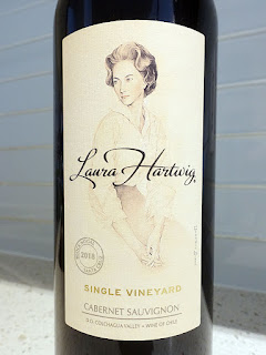 Laura Hartwig Single Vineyard Cabernet Sauvignon 2018 (88 pts)