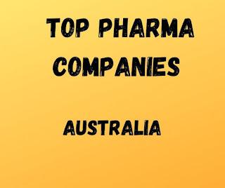 Pharmaceutical companies in Australia image