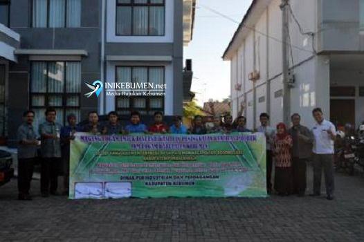 Sepuluh Perajin Kompor Kebumen Belajar Membuat Knalpot di Purbalingga