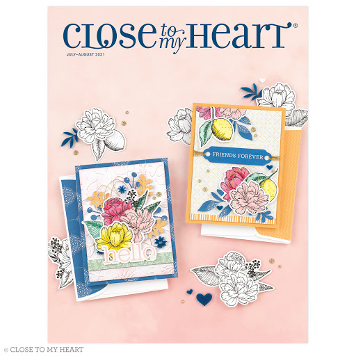NEW! Close to My Heart