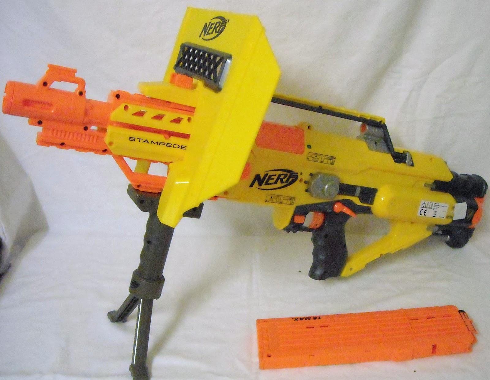Ebay Seller Life Bolo Nerf Guns