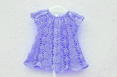 Vestido rosa a crochet y ganchillo Majovel Crochet 5