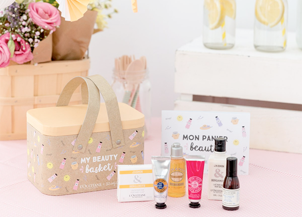 My Beauty Basket de L´Occitane by Mr. Wonderful